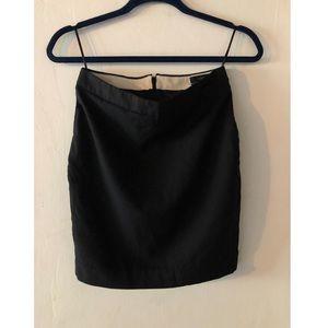 J Crew super 120s Skirt